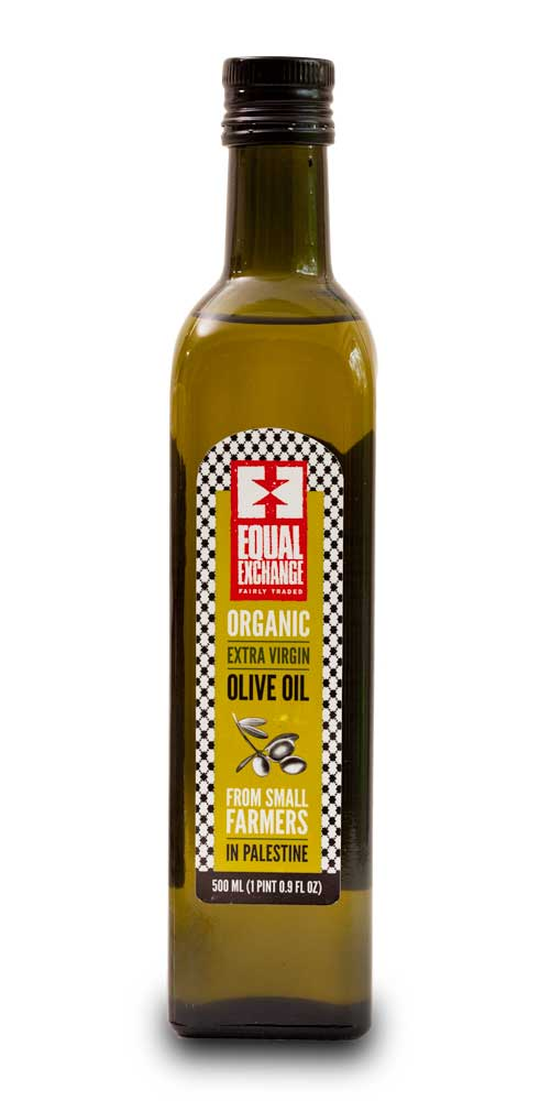 Equal Exchange olive oil
