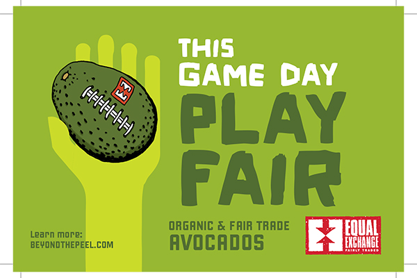 Game Day, Play Fair Imagery