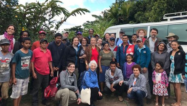 Delegation to Nicaragua
