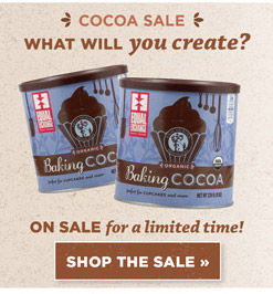 Cocoa Sale: What will you create? On sale for a limited time. Shop the sale.
