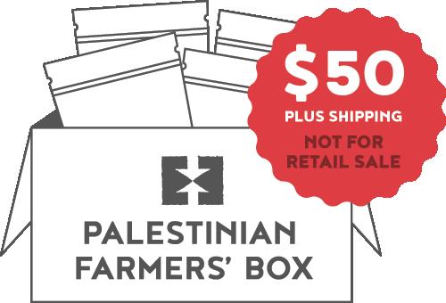 Palestinian Farmers' Box