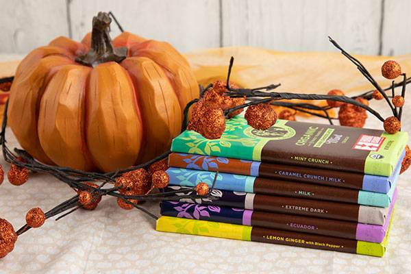 Halloween Chocolate Bars