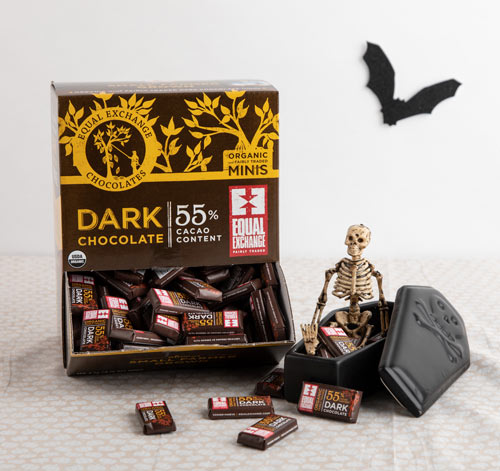 Halloween Dark Chocolate Minis