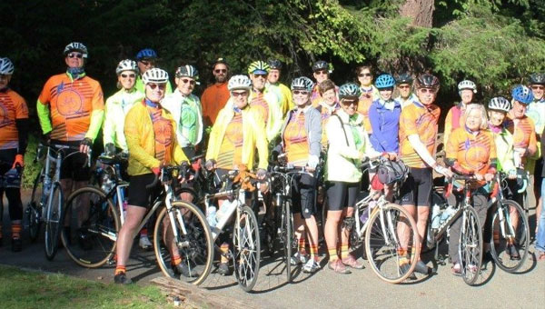 Pedal for Protein Bike Ride