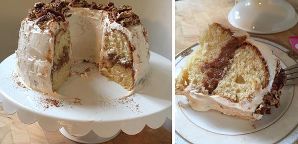 Ma'moul Cake