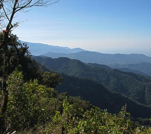 El Triunfo Biosphere, Mexico