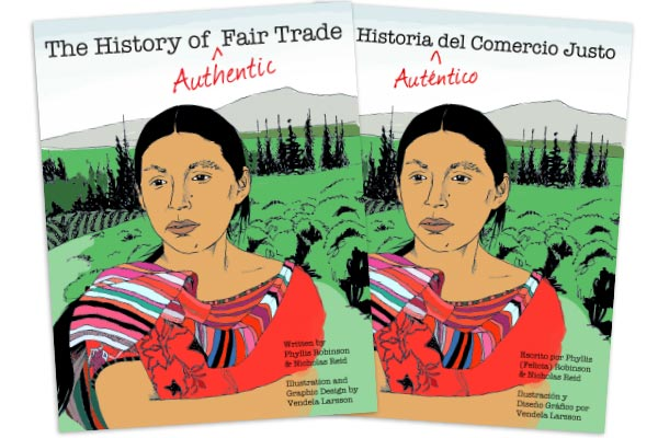 History of Fair Trade Comic Book
