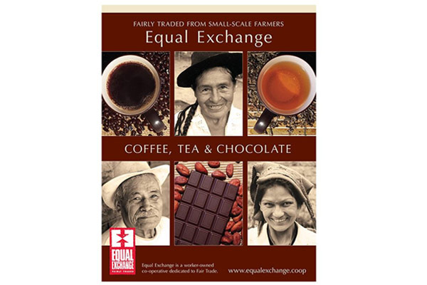Coffee, Tea and Chocolate Poster