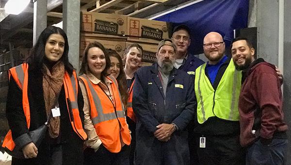 Group photo of Equal Exchange Produce Team and Distributors