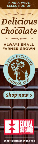Equal Exchange Chocolates - Always Small Farmer Grown