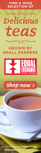 Equal Exchange - Delicious Teas Grown by Small Farmers