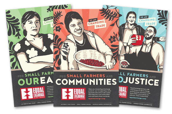Missing Posters - Food Justice, Our Earth, and Communities