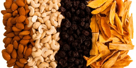 Fairly Traded Nuts and Dried Fruits
