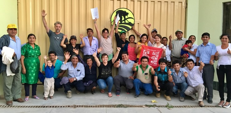 Equal Exchange and Norandino celebrate five years of successful project work in coffee and cacao