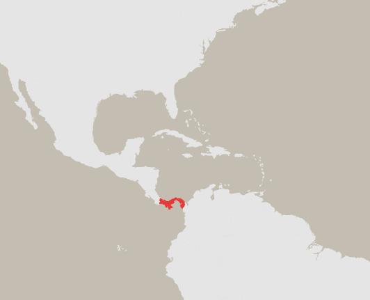 Location Panama