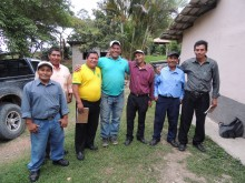 members of Las Colinas