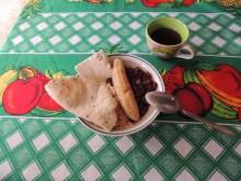 Nicaraguan lunch