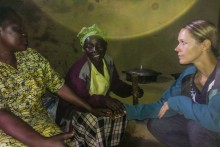 Uganda Stove Beth Ann