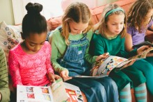 Fair trade kids fundraising