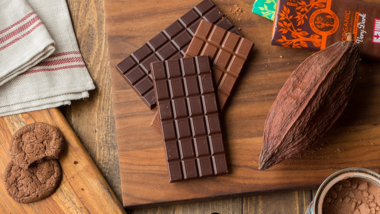 Baking Chocolate Squares Equal Cocoa