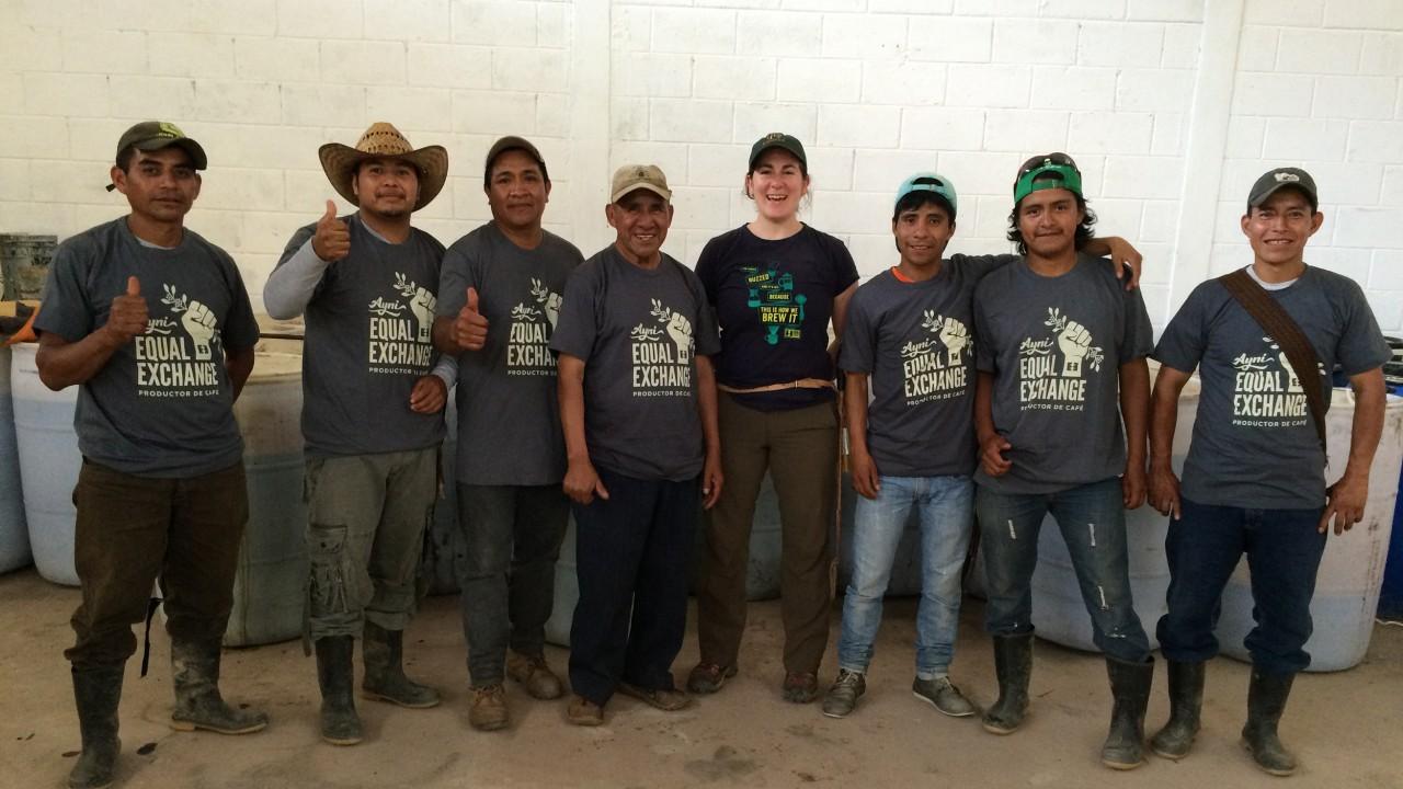 Asociacion Chajulense Technical Assistance Team