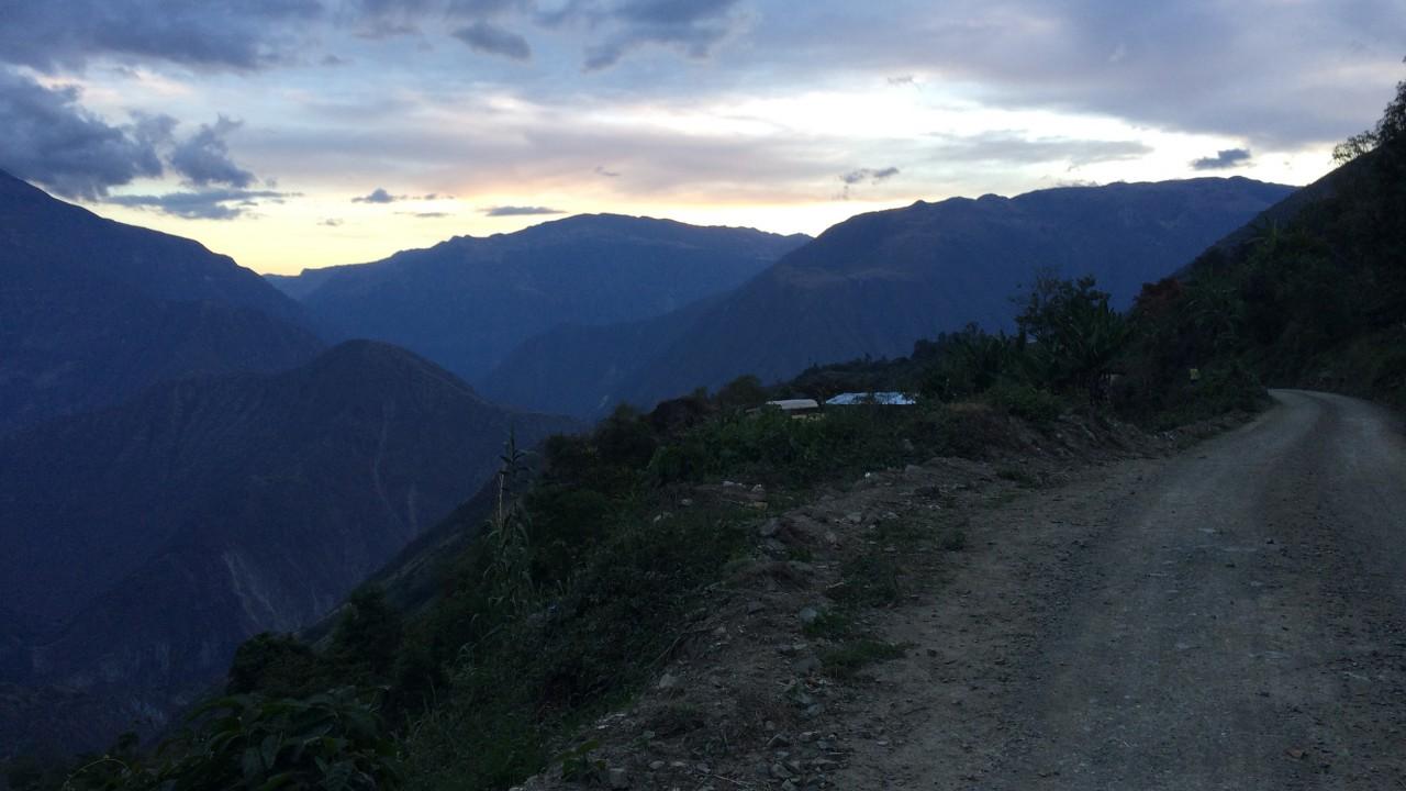 Road to San Fernando