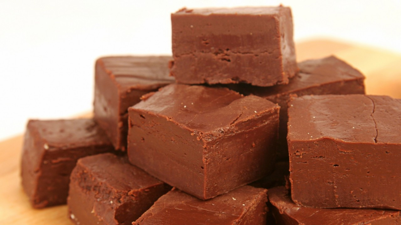 Cheddar Cheese Fudge Equal Exchange
