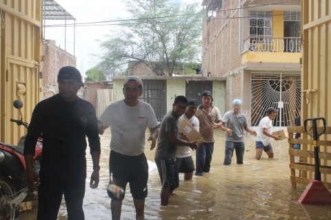 Norandino flood