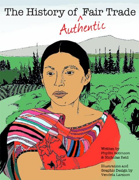 Authentic Fair Trade Comic Book Cover