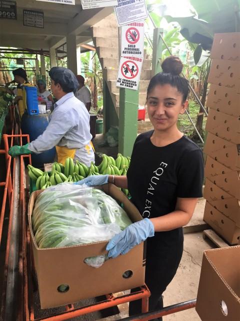 guabo bananas