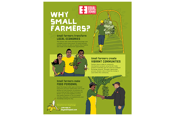 Why Small Farmers Flyer