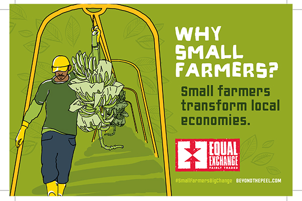Why Small Farmers Shelf Talkers